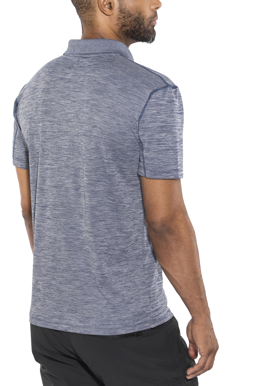 5e3a10b1ca3 Columbia Zero Rules Polo Shirt Men carbon heather | campz.ch